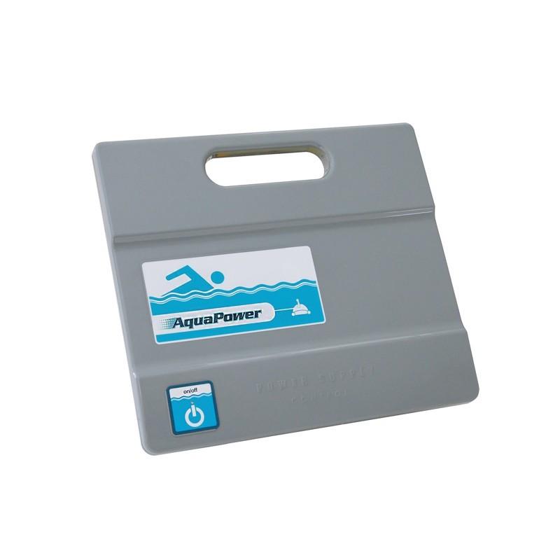 Robot nettoyeur de piscine orca 250 for Nettoyeur de piscine