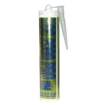 Colle de montage Mastic silicone PRO CC2000 spécial piscine