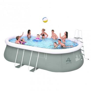 Kit piscine hors-sol tubulaire Chinook Jilong