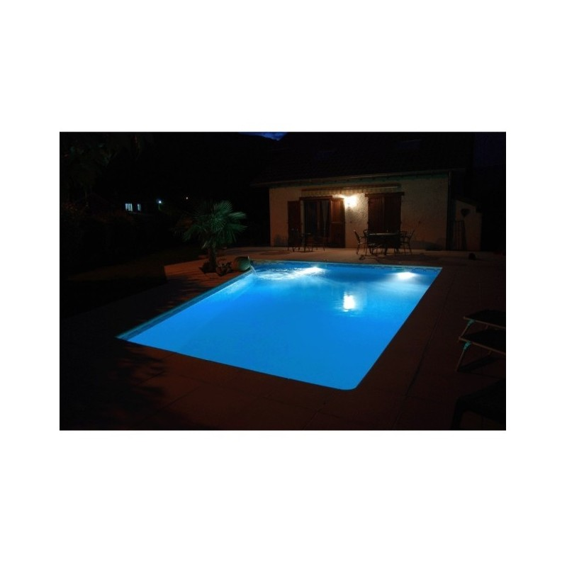ampoules led rainbow power pour piscine. Black Bedroom Furniture Sets. Home Design Ideas