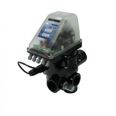 Vanne multivoie automatique Astralpool, clavier numérique