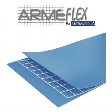 Liner PVC armé 150/100e Uni Standard Armeflex Astral
