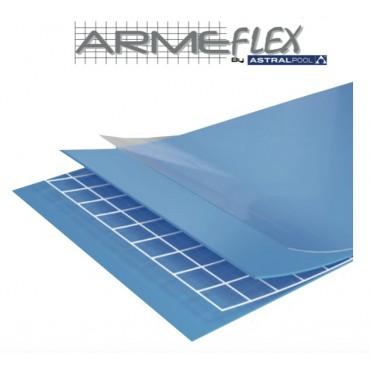 Liner PVC armé 150/100e Uni vernis Armeflex Astral