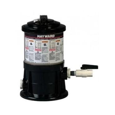Distributeurs chimiques grande capacité Hayward pour piscine 7kg
