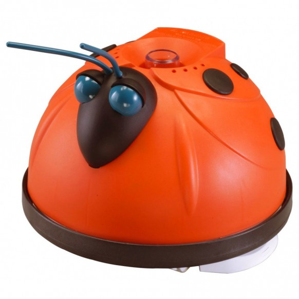 robot piscine hydraulique hayward coccinelle magic clean robot piscine pas cher. Black Bedroom Furniture Sets. Home Design Ideas