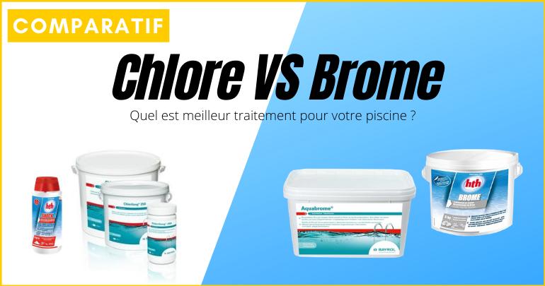 chlore ou brome